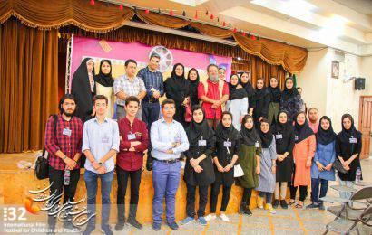 داوران کودک و نوجوان جشنواره معرفی شدند