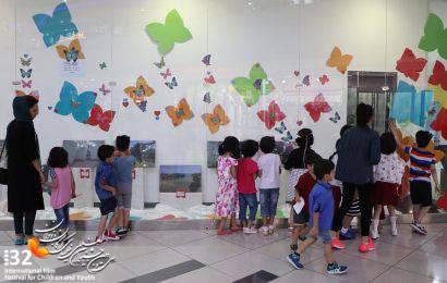 گزارش تصویری / نمایشگاه عکس رویای کودکان سیلزده رو بسازیم