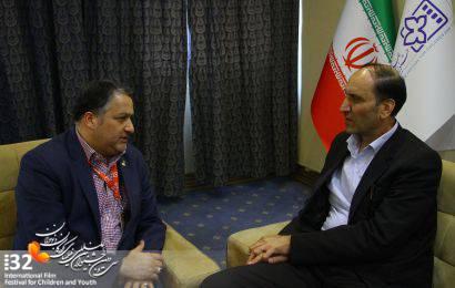 گزارش تصویری / دیدار دبیر جشنواره با رئیس شورای شهر اصفهان