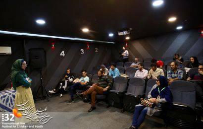 گزارش تصویری / کارگاه کسب و کار قصه و صنعت سینمای کودک و نوجوان