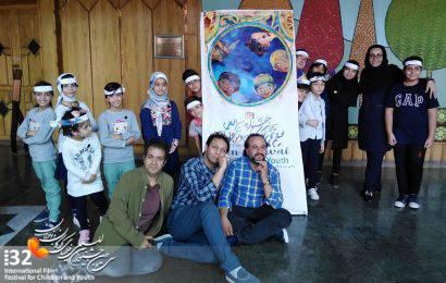 گزارش تصویری / حال و هوای جشنواره فیلم های کودکان و نوجوانان در شهرستان ها