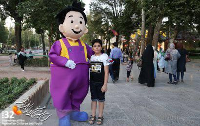 گزارش تصویری / حال و هوای جشنواره در سطح شهر اصفهان