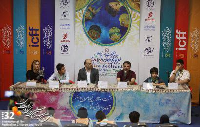 سیدجواد هاشمی: «تورنا2» فیلمی است که کودکان باید با خانواده ببینند