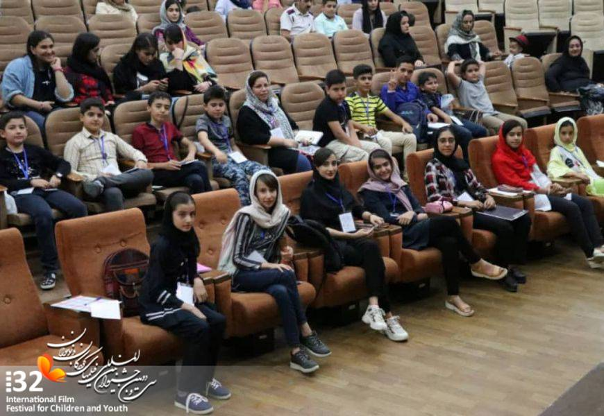 داوری کودکان در جشنواره؛ کمک به اعتلای فرهنگ عمومی