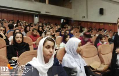 روز شلوغ استقبال از فیلم های سی و دومین جشنواره بین المللی کودکان و نوجوانان در اراک