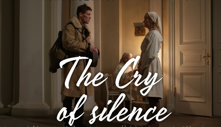 سکوت فریاد سردی است که فقط چشمها آن را میشنوند