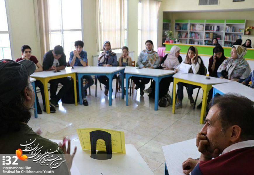 برگزاری نشست آموزشی و توجیهی داوران کودک و نوجوان البرز