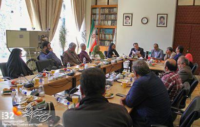 علیرضا تابش: واقعبینی رمز موفقیت این دوره از جشنواره بود/ این دوره از جشنواره پای خانوادهها را به سینمای کودک باز کرد