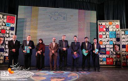 علیرضا تابش در آیین سپاس جشنواره: عوامل جشنواره، سرمایه های جشنواره هستند