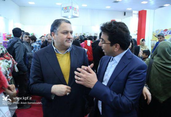 مدیرعامل بنیاد سینمایی فارابی: صنعت اسباببازی و سینما باید به هم کمک کنند