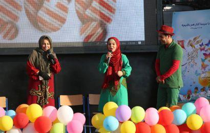 گزارش تصویری/برنامههای بچههای آفتاب/روستای پلان