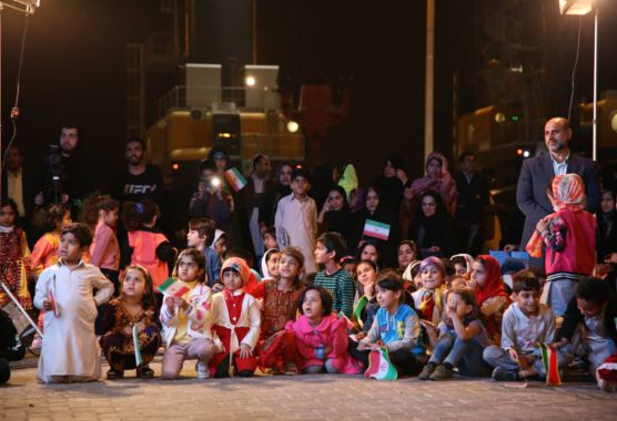 گزارش تصویری/برنامههای بچههای آفتاب/بندر شهید بهشتی