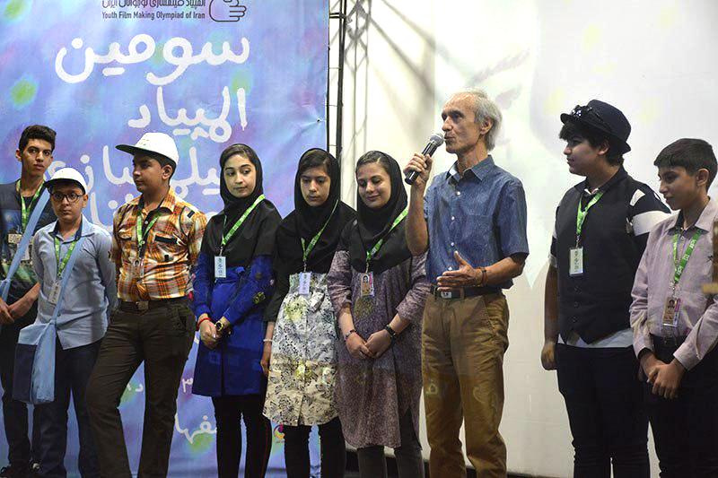 عبدالله علیمراد: در عصر دیجیتال، جشنواره آنلاین یک تجربه متفاوت است/ المپیاد فیلمسازی میتواند مسیر زندگی نوجوانان را تغییر دهد