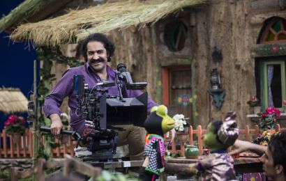 افشین هاشمی: باید بتوانیم برای سرمایهگذاران سینمای کودک ایجاد انگیزه کنیم