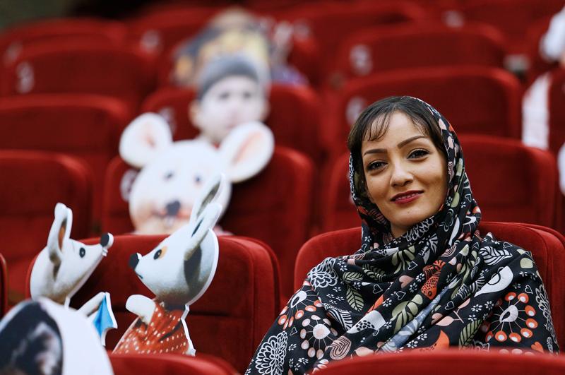 گلنوش شریفی: برای دوران کودکی بچهها فیلم بسازیم نه برای دوران کودکی خودمان