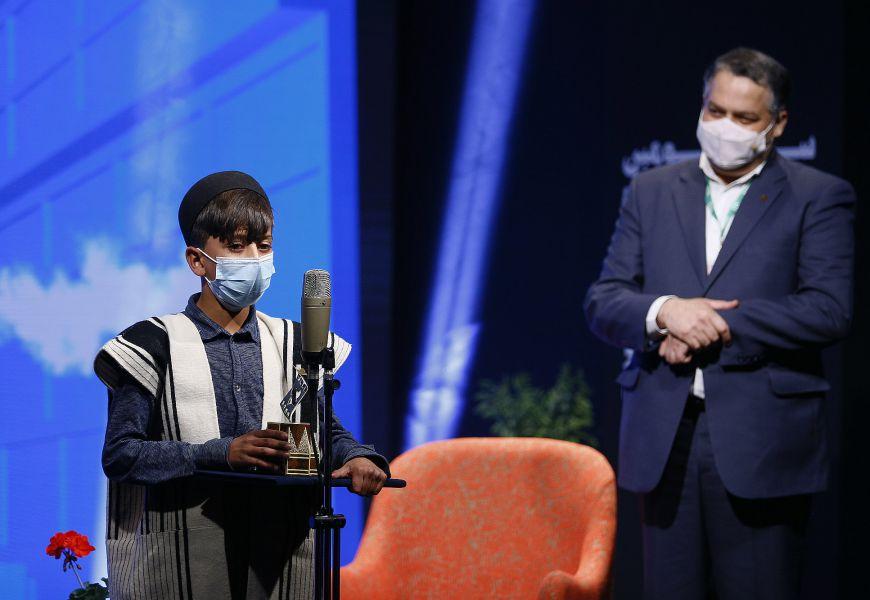 گزارش تصویری / اختتامیه سی و سومین جشنواره بین المللی فیلم های کودکان و نوجوانان-۴