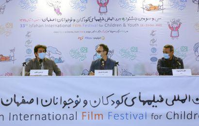 گزارش نشست «بچهگرگهای دره سیب» در خانه اجرایی جشنواره | فریدون نجفی: یک فیلم بومی و ملی ساختم