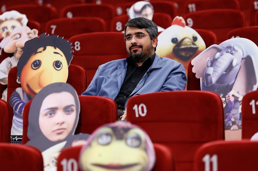 حامد جعفری عنوان کرد:  انیمیشن، دریچهای به سمت رونق سینمای کودک و نوجوان