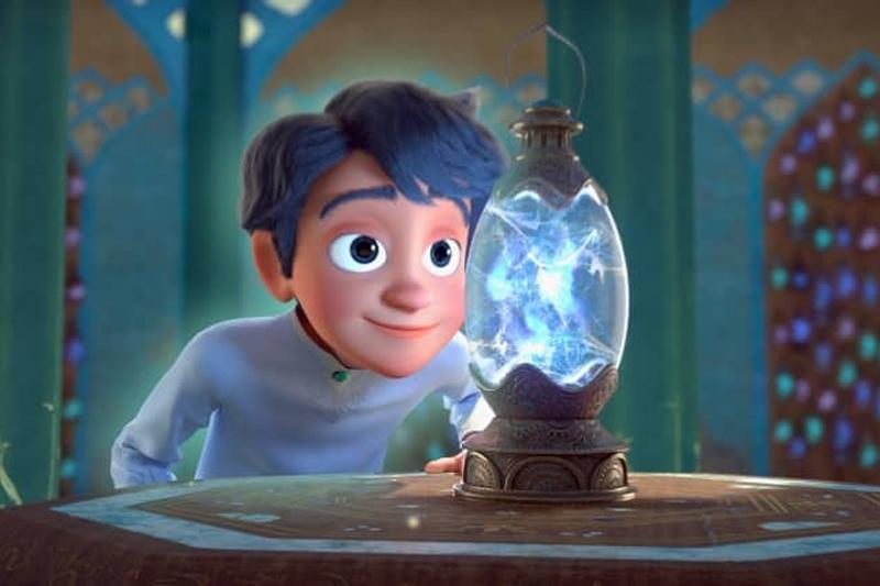 اسباببازی درمانی با انیمیشن سینمایی «لوپتو»