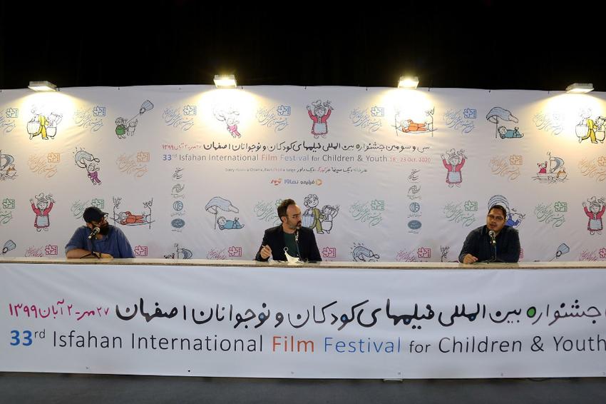 گزارش نشست فیلم «لوپتو» در خانه اجرایی جشنواره | انیمیشنسازی به عشق بچههای این سرزمین