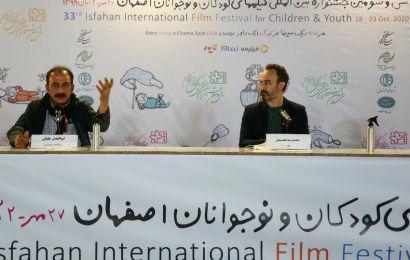گزارش نشست فیلم «مسیر معکوس» در خانه اجرایی جشنواره | ابوالفضل جلیلی: هنوز در ۱۶ سالگی ماندهام!