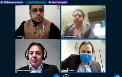 پنل مجازی تولید مشترک ایران و هندوستان در جشنواره۳۳ برگزار شد