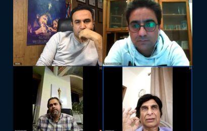 پنل مجازی تولید مشترک ایران و پاکستان در جشنواره۳۳ برگزار شد