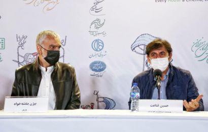 گزارش نشست «والدین امانتی» در خانه اجرایی جشنواره | حسین قناعت: این فیلم هدیه کوچکی برای فعالان فضایسبز است
