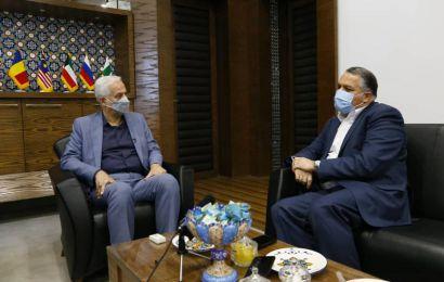 دبیر جشنواره۳۴ با شهردار اصفهان دیدار کرد