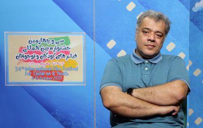 حسین قاسمیجامی: خیالپردازی فیلمهای نوجوانان را دوست دارم/ سرگرمی در سینما مهمتر از ارائه پیام است