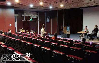 گزارش تصویری / جلسه نقد و بررسی فیلمهای جشنواره کودکان و نوجوانان در تبریز