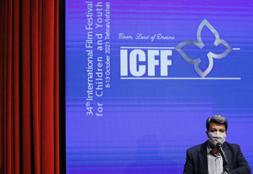 «محمد خزاعی» در اختتامیه جشنواره۳۴: برپایی جشنواره در چنین شرایط سختی کاری بسیار هنرمندانه بود
