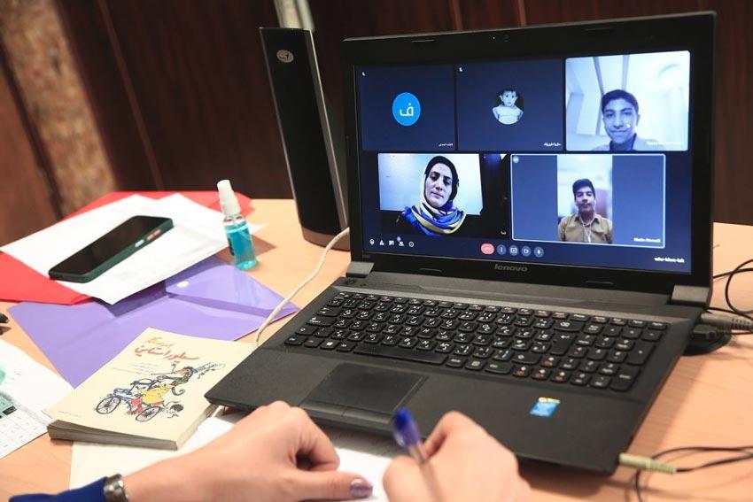 گزارش دومین روز برگزاری کلاسهای المپیاد پنجم؛ در جستوجوی لحظه جذاب