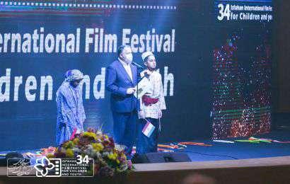 علیرضا تابش مطرح کرد؛  جشنواره۳۴ محل عرضه محصولات سینمایی برای نسل آینده