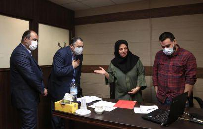 دبیر جشنواره از پنچمین المپیاد فیلمسازی نوجوانان ایران بازدید کرد