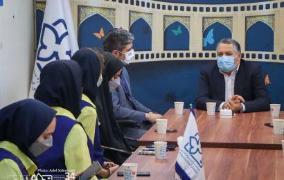 علیرضا تابش در جمع خبرنگاران نوجوان عنوان کرد: فیلمهای خیال انگیز؛ قایق نجات کودکان از کرونا