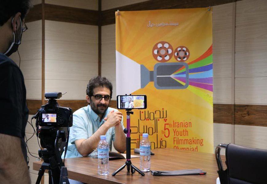 گزارش نشست انتقال تجربه «بهروز شعیبی» در المپیاد فیلمسازی نوجوانان ایران