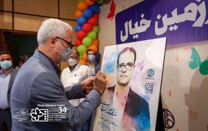 شهردار اصفهان در بیمارستان کودکان امام حسین(ع): به دنیای خیال بچهها احترام بگذاریم