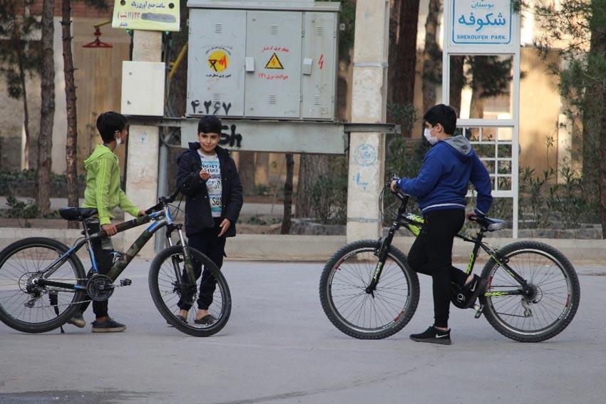 مهسا امیری کارگردان: «دوچرخهباز» از دغدغهها و تلاشها میگوید