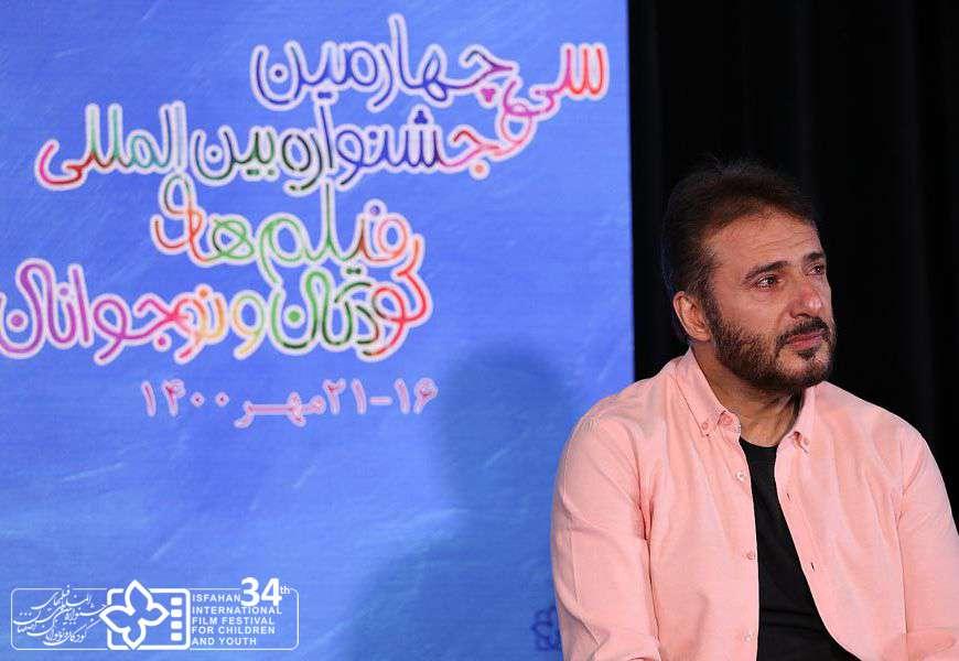 اشک شوق «سیدجواد هاشمی» از رضایت مخاطبان کودک و نوجوان