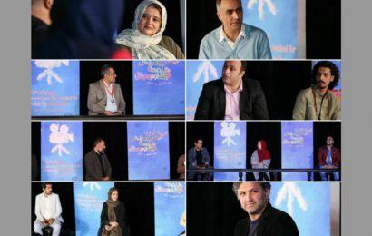 نگاه تخصصیتر جشنواره به نشستهای خبری با حضور اصحاب رسانه در قامت مجری