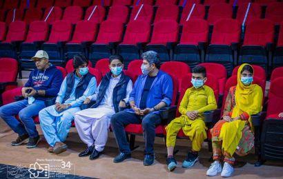 حضور کودکان و نوجوانان سیستان و بلوچستان، شهر هم پیوند اصفهان در جشنواره فیلم کودک و نوجوان