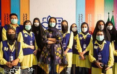 مونا فرجاد در نشست «پسران دریا» در اصفهان: بازیگران کودک و نوجوان این سالها بسیار آگاه و باهوش هستند